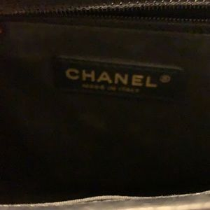 CHANEL Bags - Authentic Chanel Le Boy. Navy. Large.